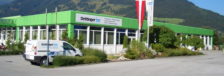 Vertragsabschluss mit Werkzeugbau TAD Dettinger 2009